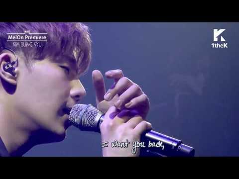Kim Sunggyu - The Answer (Eng Sub)