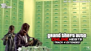 GTA:O Heists - Track IV
