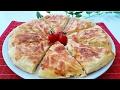 5 Dakikada Hazır Yufkadan Su Böreği Lezzetinde Tava Böreği-Börek Tarifleri-Gurbetinmutfagi