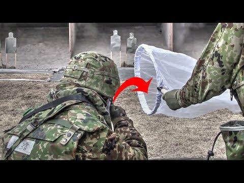 Japanese Don't Litter, Even When At The Gun Range