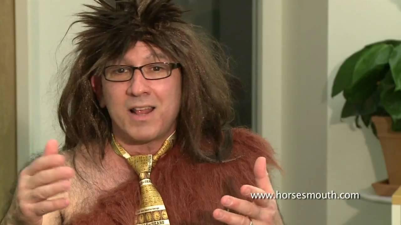 5 000 year old financial advisor visits horsesmouth youtube