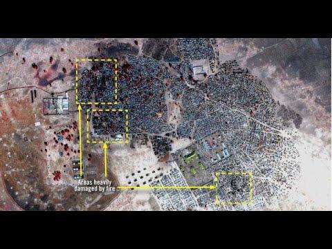 صور أقمار صناعية تكشف هول مجازر -بوكو حرام-  - نشر قبل 24 ساعة