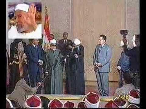 Sharaawy and Mubarak