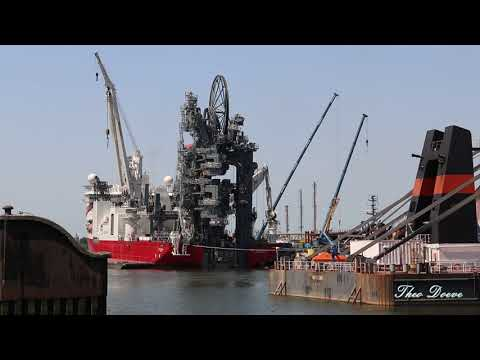 Reel Lay Ship SEVEN VEGA