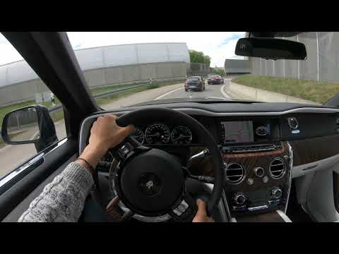 2019 Rolls-Royce Cullinan - POV Review [4K]