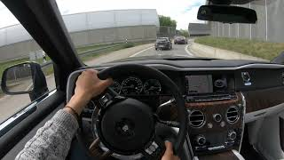 2019 Rolls-Royce Cullinan - POV Review [4K]