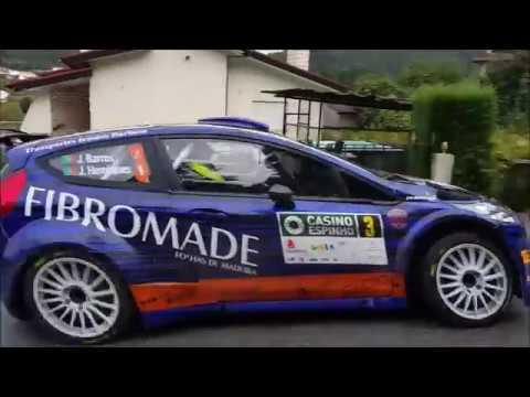 Rallye Casino Espinho 2016  Grelha de Partida Vale de Cambra