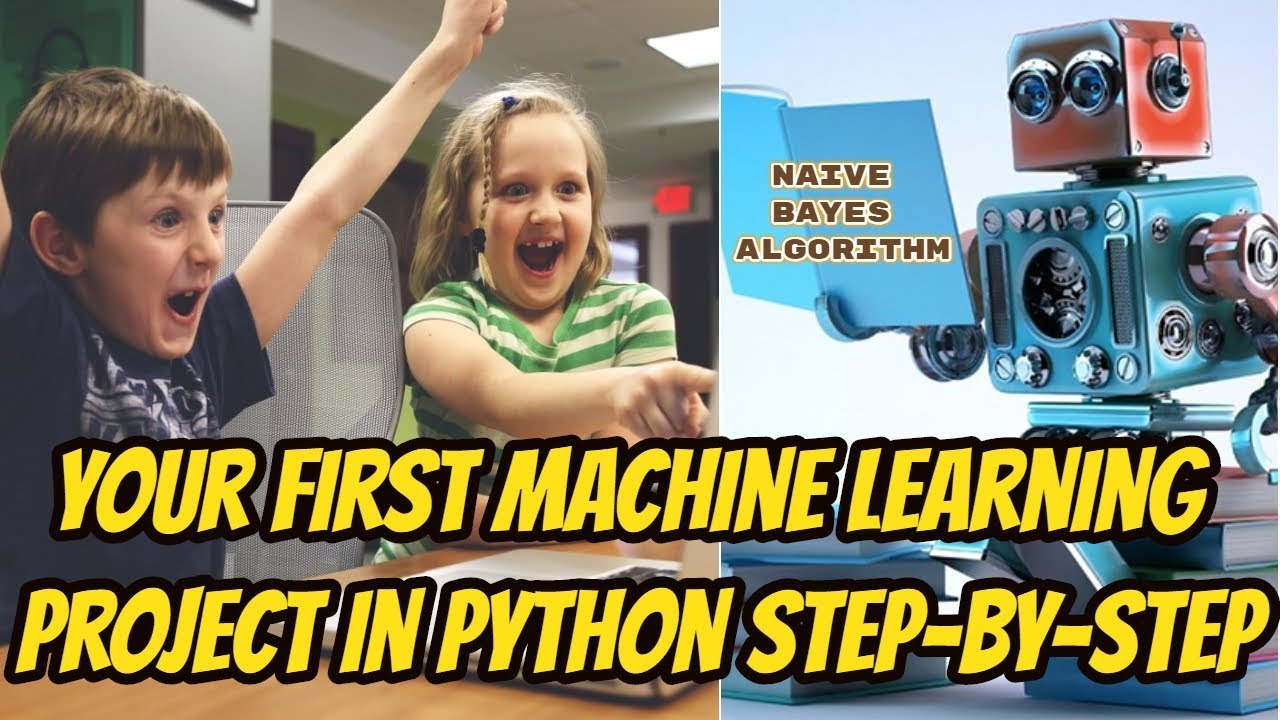 Your first machine learning project in python step-by-step - Naive Bayes  Algorithm implementation