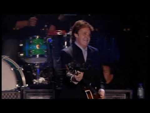 Paul McCartney Live At 400e Anniversaire De Quebec, Canada (Sunday 20th July 2008)