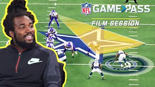 Dalvin Cook Breaks Down the Art of Creating Contact , Instincts, & Pass Blocking | NFL Film Session