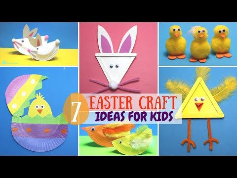 Easter art projects for pre k