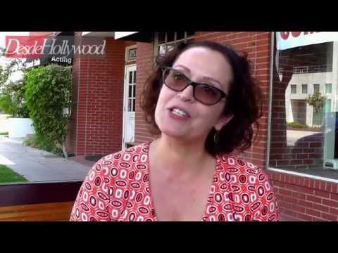 Exclusive  with Hispanic Actress Marlene Forte