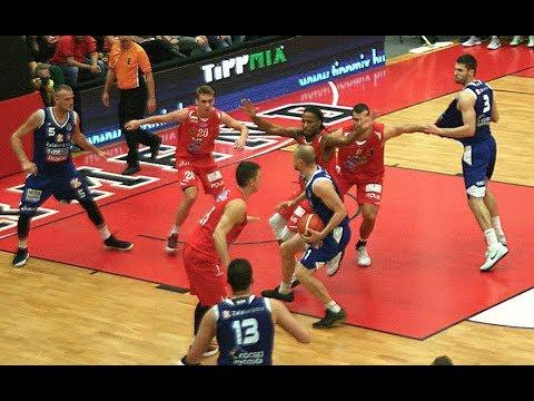Zalakerámia ZTE KK - Egis Körmend NB I férfi kosárlabda-mérkőzés 18.02.10. (szo) 18:00