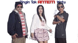 Nella Kharisma feat. Rapx - Tak Antem Watu [OFFICIAL]