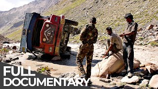 World's Most Dangerous Roads | India - Leh-Manali Highway | Free Documentary