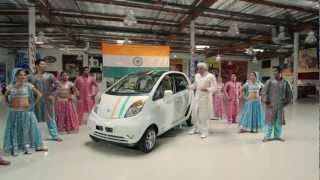 2012 Tata Nano: From Bollywood to Hollywood - Jay Leno's Garage