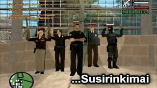 LmG.lt Policijos departamento unikalus video.