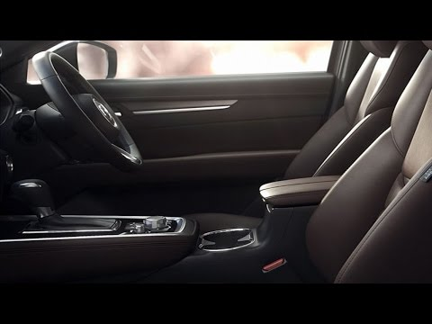 Automobile New   Mazda CX-8 - new, smaller three-row crossover teased