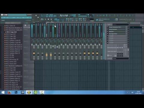 Julian Jordan - All Night (FL Studio 11 Remake + FLP)