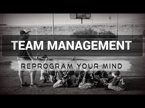 Team Management affirmations mp3 music audio - Law of attraction - Hypnosis - Subliminal