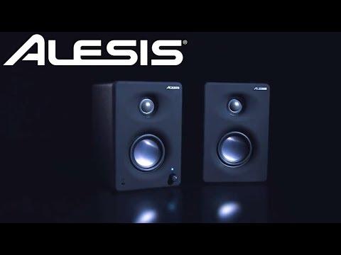 Introducing the Alesis M1Active 330 USB Studio Monitors