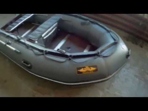 лодка апач описание