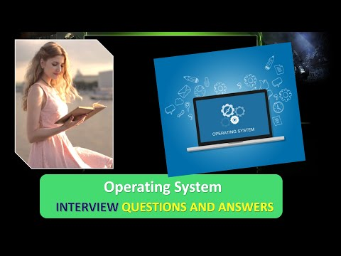 Operating System Interview Question and Answers