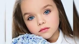 Kanak-kanak paling cantik dunia