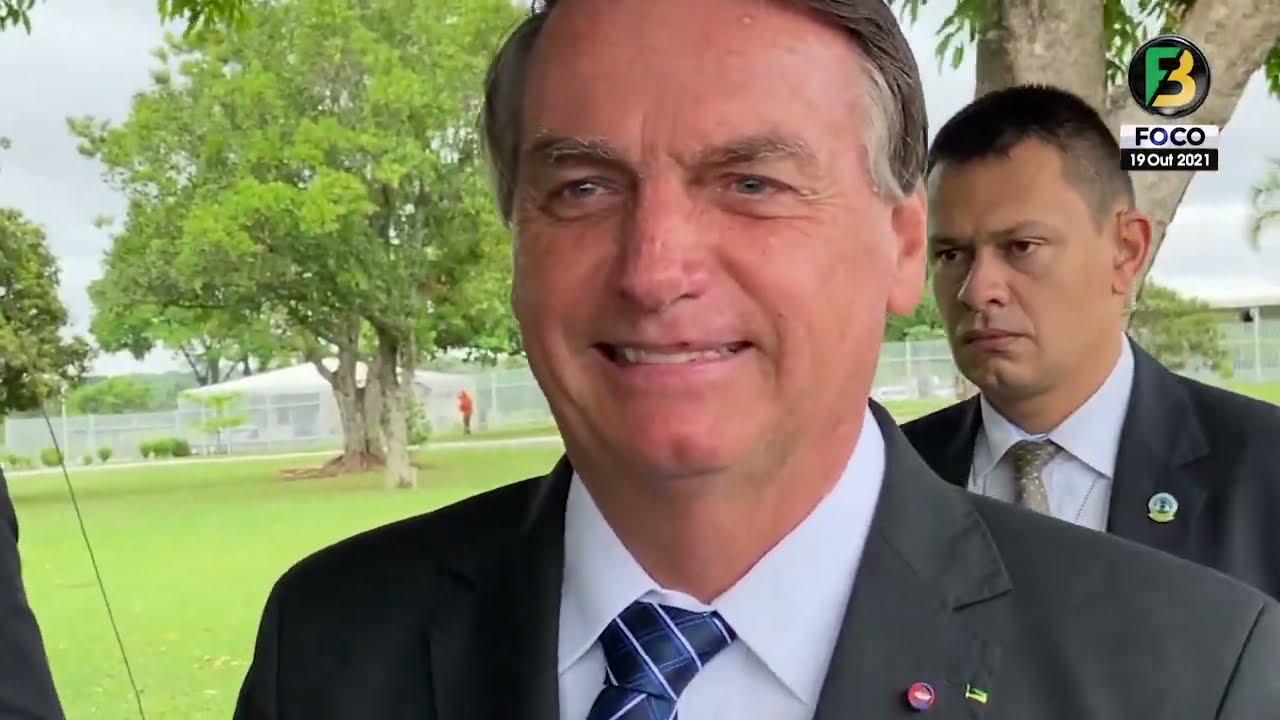 AGORA! Bolsonaro alerta para o que está por vir, fala em ser acusado de tudo, CPI, Renan e mais
