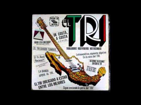 EL TRI -HECHO EN MEXICO(disco completo)