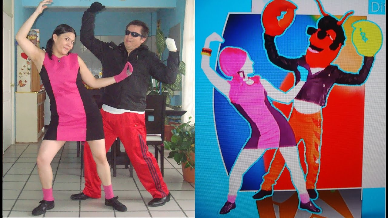 Just Dance 4 - Rock Lobster - The B-52's - YouTube
