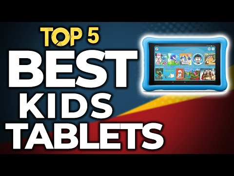 👌 TOP 5: Best Kid's Tablets Of 2020