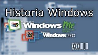 Historia Windows - Windows 2000/ME