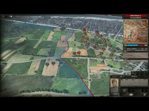 Steel Division Normandy Deutsche Kampagne Mission 1: Sie kommen!