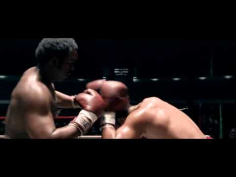 Muhammad Ali vs George Foreman Round 8 Knock out