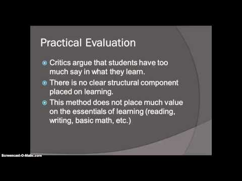 John Dewey: Practical Evaluation and Christian Worldview