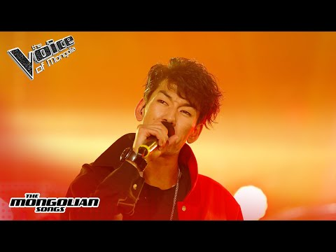 "Yadam.Kh - ""Нам гүм дундаас"" | The Quarter Final | The Voice Of Mongolia 2020"