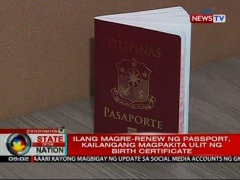 Passport Data, Tinangay Umano Ng Dating Contractor Ng DFA