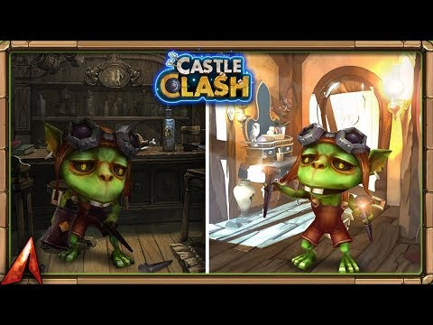 Buildings UPGRADING?! Castle Clash