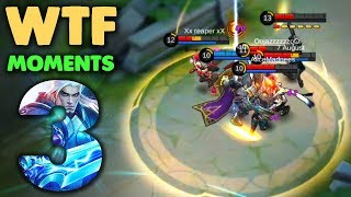 WTF Mobile Legends ● Funny Moments ● 3