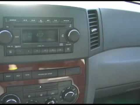 2005 Jeep Grand Cherokee Limited 4x4 Youtube