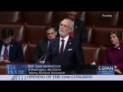 Newhouse Expresses Disappointment in First Votes of 116th Congress Mp3