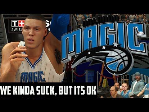 NBA 2K17 Orlando Magic MyGM Ep.1 | Everyone Stay Calm, We Can Fix This
