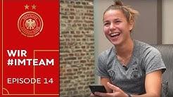 Lena Oberdorf: So tickt Deutschlands 18-jährige Senkrechtstarterin | WIR #IMTEAM | Episode 14