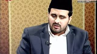 Islam's flourishment is with Jesus' (a.s.) death-persented by khalid Qadiani.flv