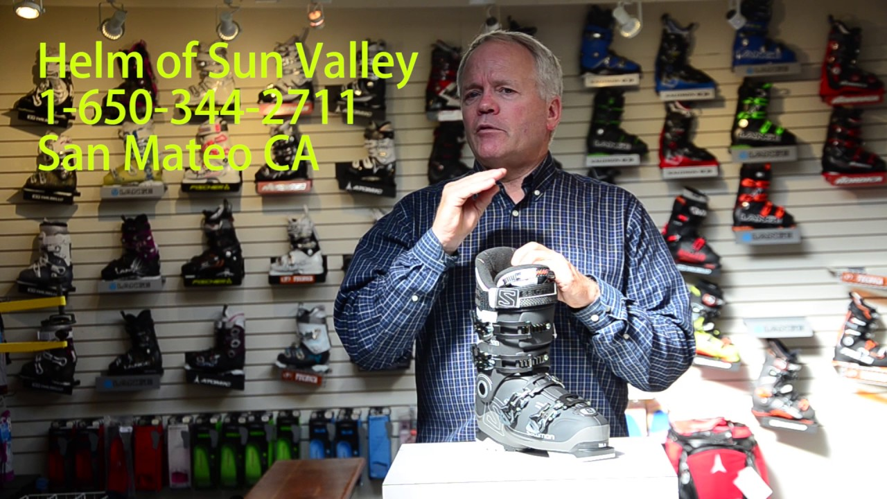 cb424d8d Salomon X Pro 100 Ski Boot Review