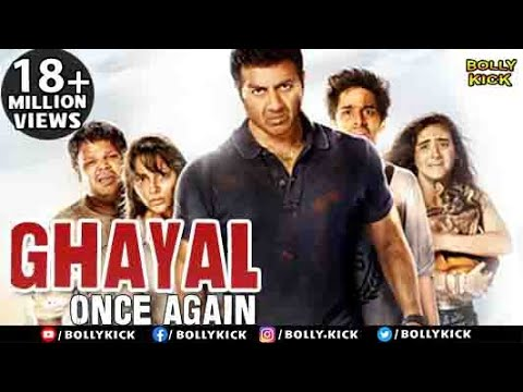 Ghayal Once Again | Hindi Movies | Sunny Deol | Soha Ali Kha