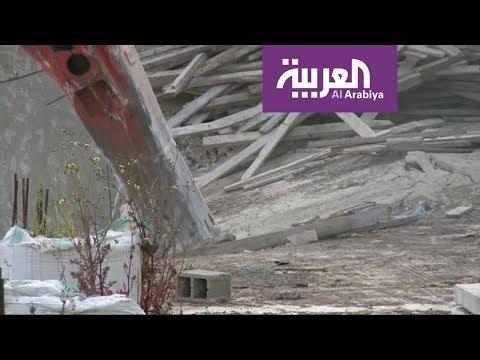 الاحتلال يهدم منزلا ومزرعة في حي وادي ياصول جنوب المسجد الأق