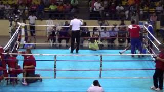 Devin Haney Finals, Dominican Republic