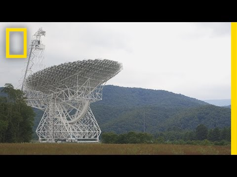 The Largest Fully Steerable Telescope in the World | National Geographic
